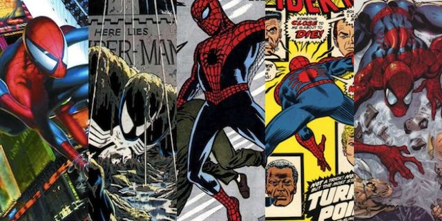 Spider-Man Reading List Banner