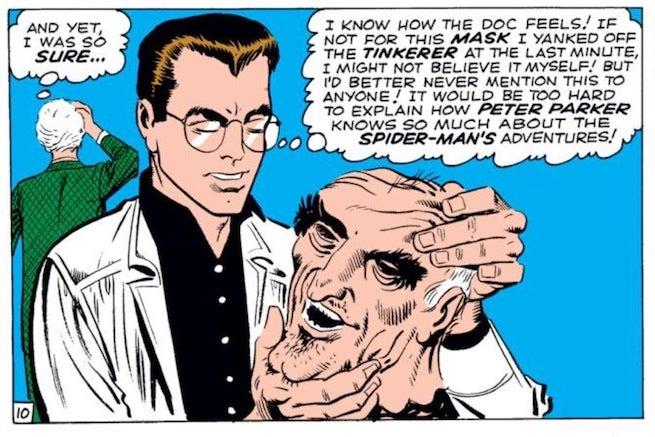 Spider-Man Tinkerer