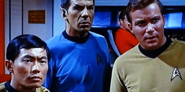 Star Trek TV Series Reportedly In The Works