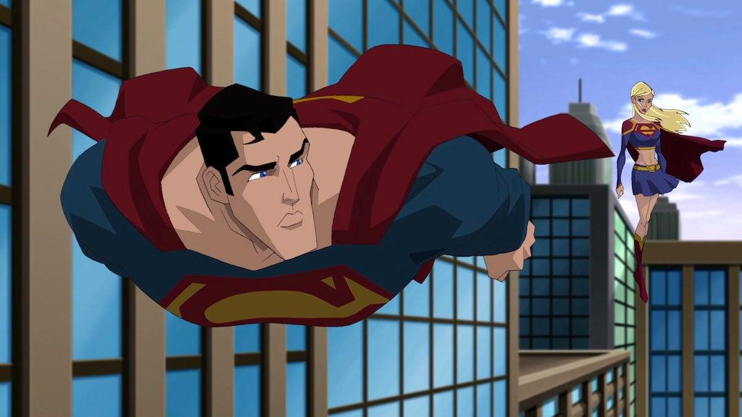 Superman-and-Supergirl-in-Superman-Unbound-2013-Movie-Image