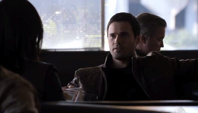 Agents of SHIELD ward and agent 33