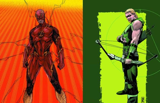 Arrow:Flash