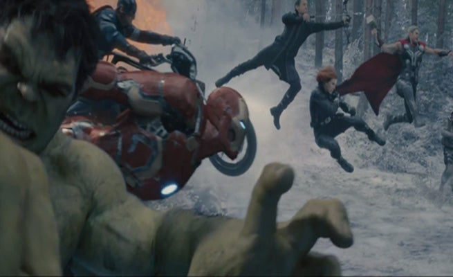 Avengers: Age Of Ultron Running Time Revealed