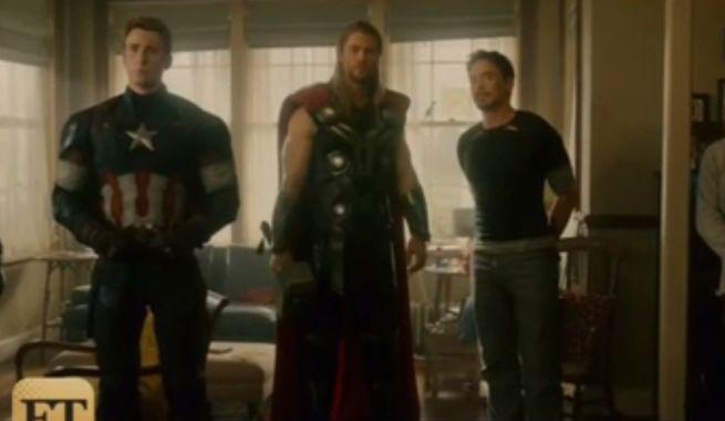 Avengers Age Of Ultron ET