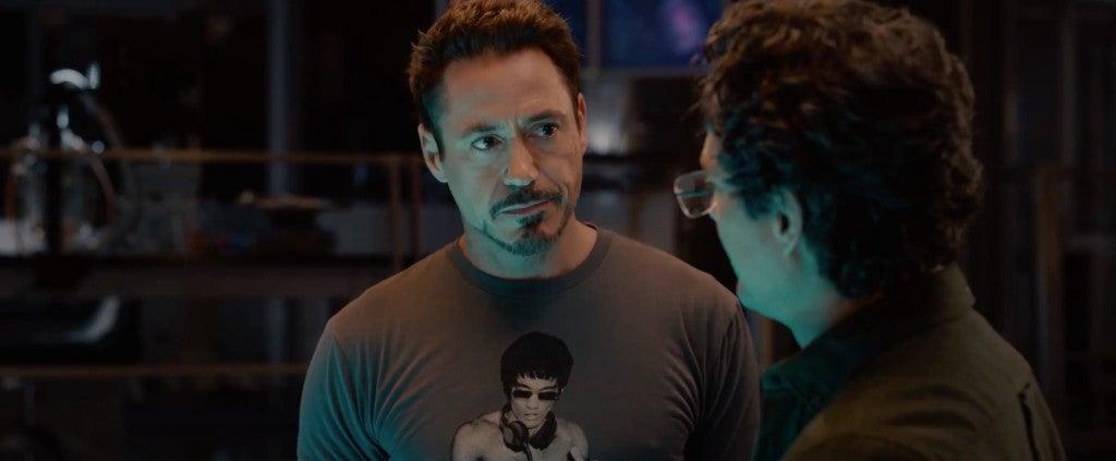 avengers-age-of-ultron-tony-stark-bruce-lee-t-shirt-1024x423
