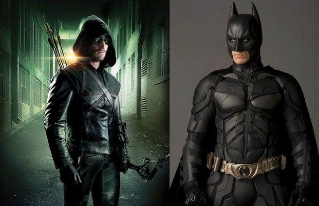 batman arrow