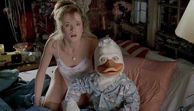 Lea Thompson Responds To If She Would Be Interested In Doing Another Howard The Duck Movie