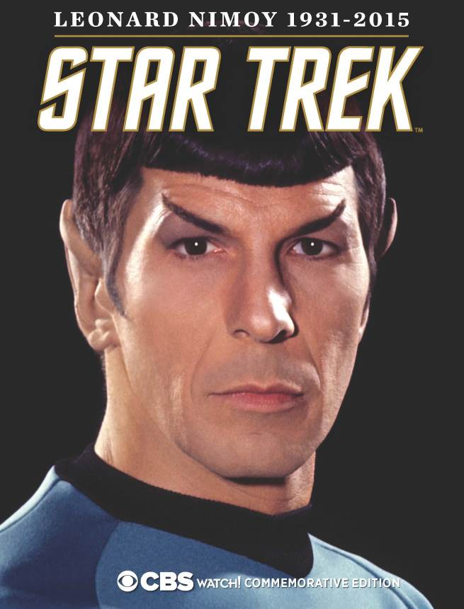 CBS Nimoy Cover