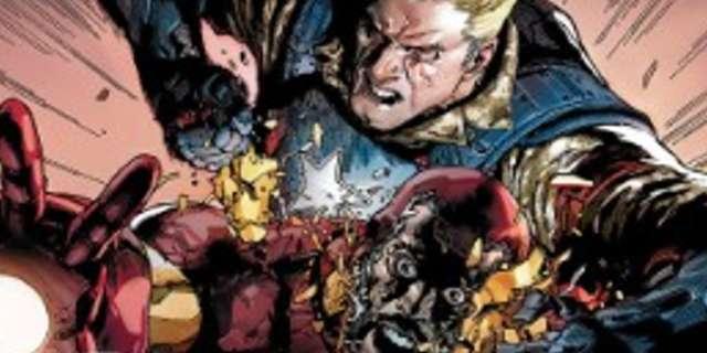 Marvel Announces Civil War During Secret Wars