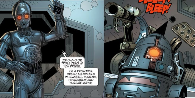 Darth And Droids Comic Star Wars Easter Eggs And References In Marvel S Darth Vader 3 star wars easter eggs and references