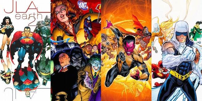 DC Supervillain Sable Banner