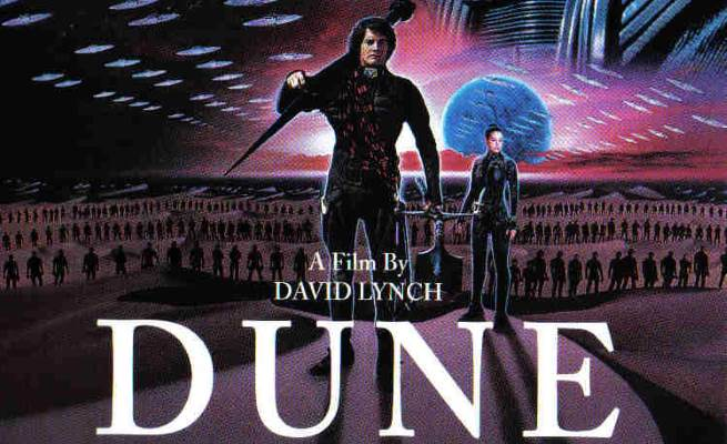 David Lynch's Dune Storyboard Art Up For Sale on eBay