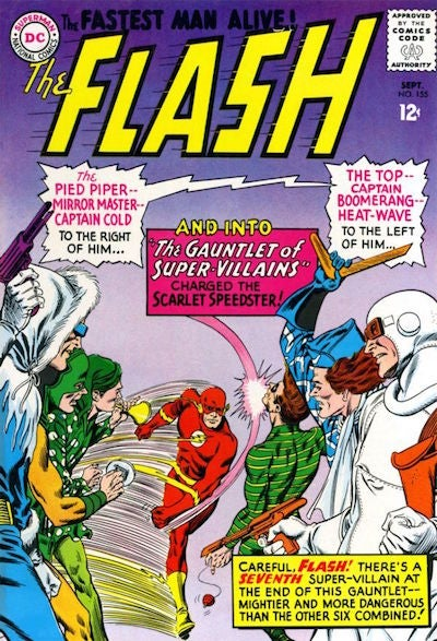 Flash 155 cover