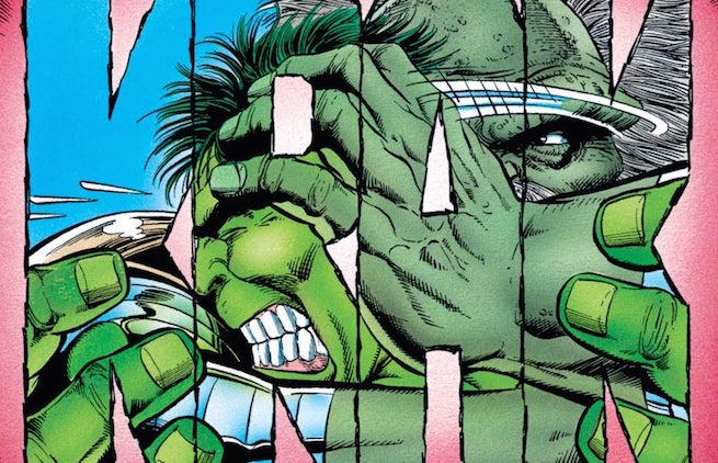 Future Imperfect Hulk vs Maestro