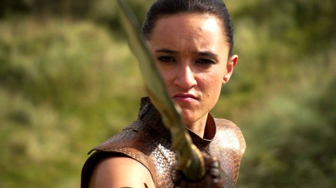 game of thrones meet the sand snakes