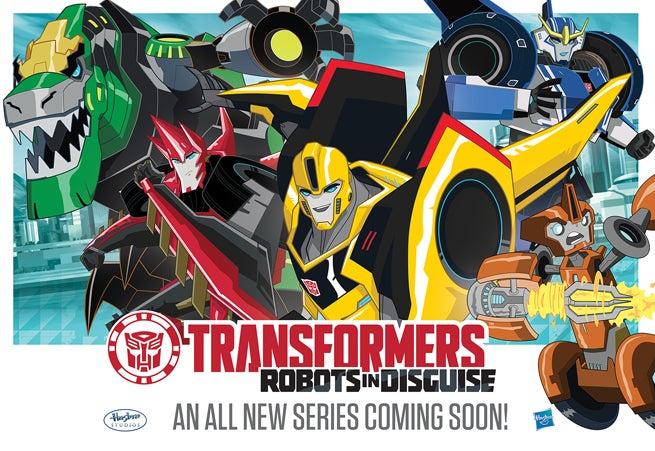 Hasbro RID Poster Horizontal