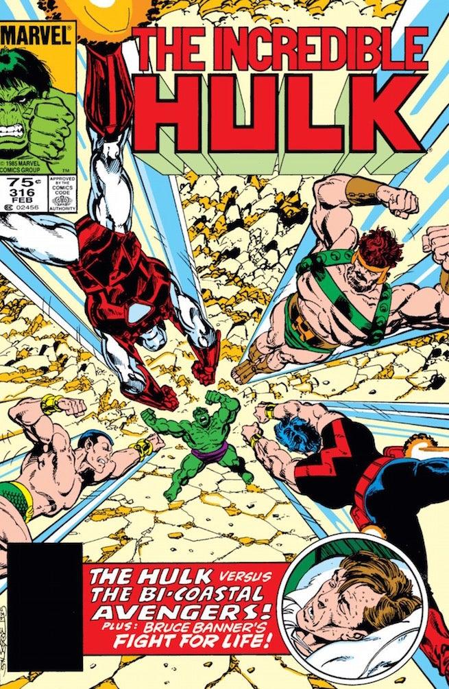 Hulk 316 cover