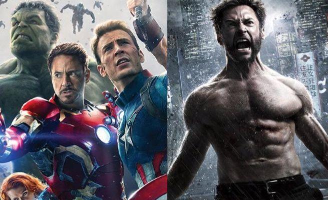 Jackman Avengers