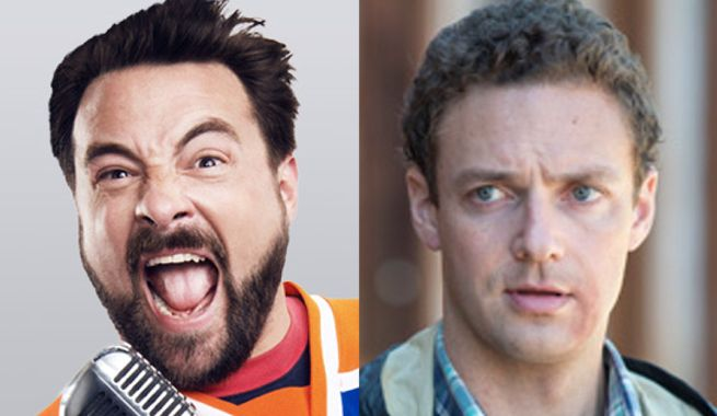 Kevin Smith & Ross Marquand