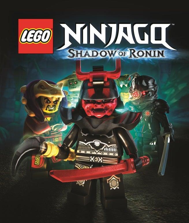 LEGO Ninjago Shadow of Ronin Villains Render