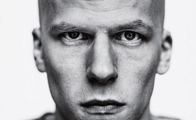 Jesse Eisenberg Says Going Bald For Lex Luthor For Batman