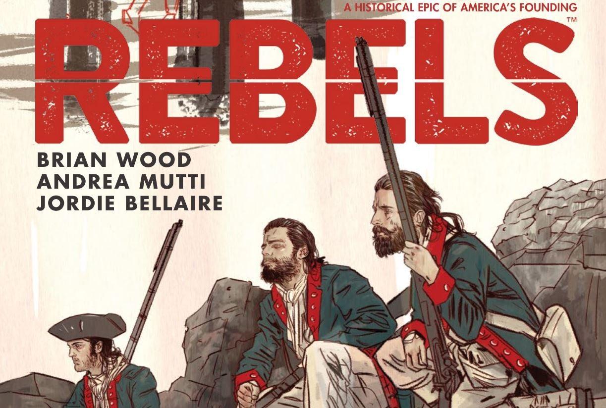 Rebels - Cover - Andrea Mutti