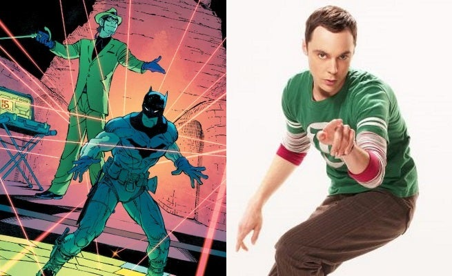 riddler jim parsons