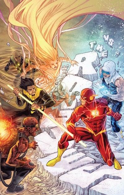 Rogues Revenge Flash cover
