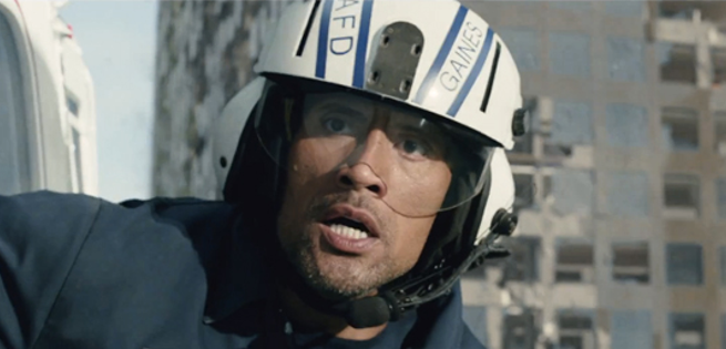 The Rock's San Andreas Had The Highest Opening Weekend Of Any Non-Sequel, Original IP Movie This Year