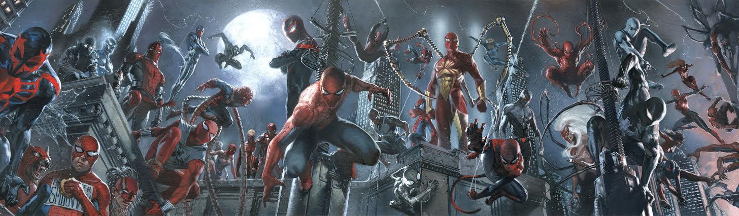 Spider-Women - Spider-Verse
