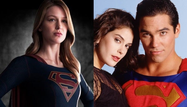 supergirl lois and clark
