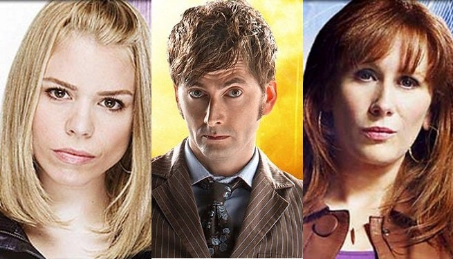 tenth doctor companions