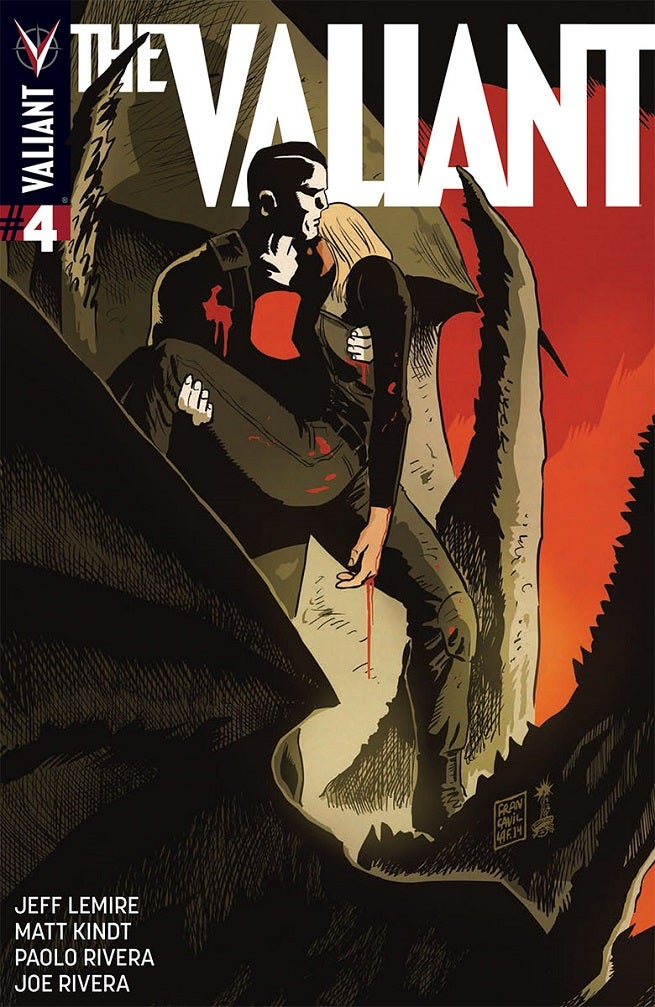 The Valiant Tome 04 French