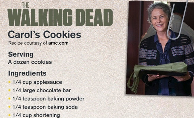The-Walking-Dead-Carol-Cookies-Recipe-Card-AMC top