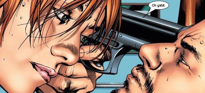 Ultimate Black Widow Tony STark
