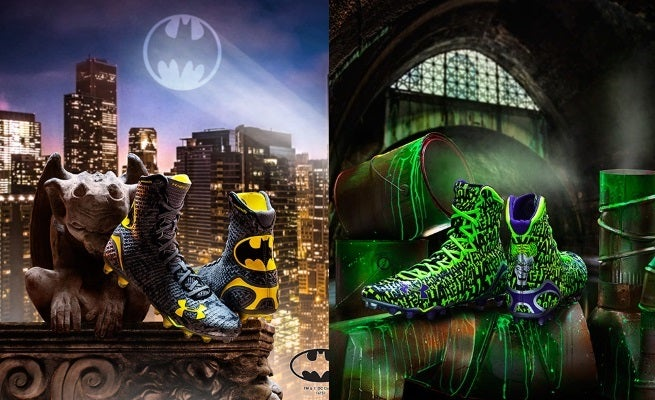 perfume Testificar nombre  Under Armour Reveals Alter Ego Cleats And Gloves