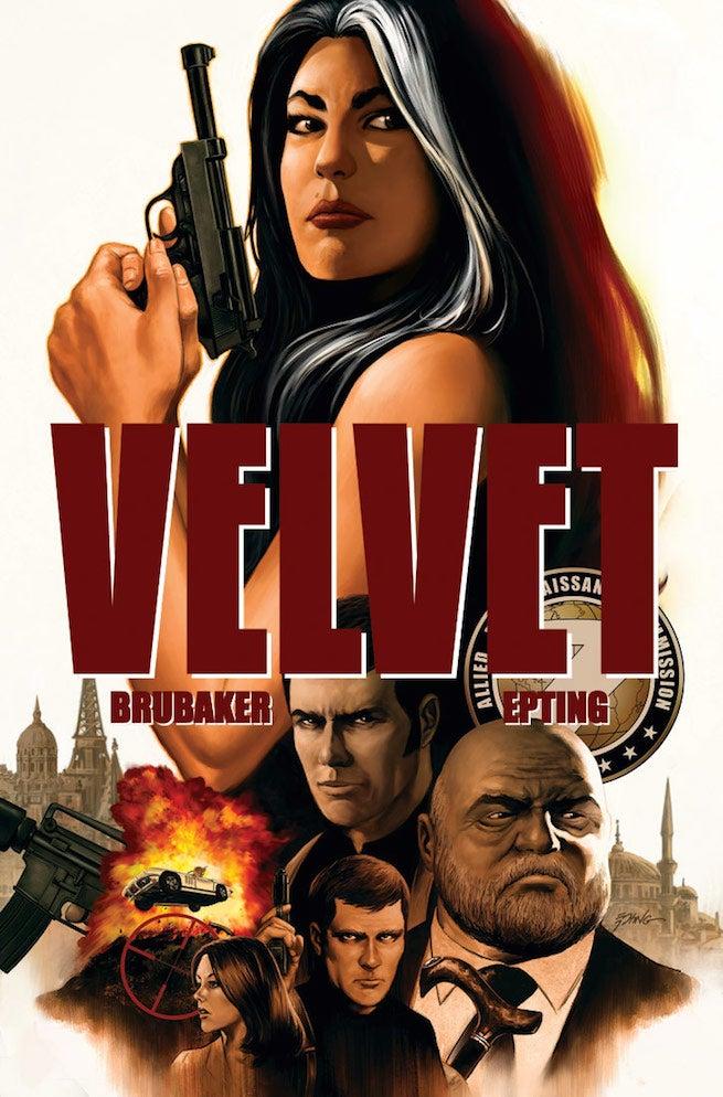 Velvet 1 cover