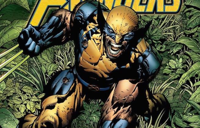 Wolverine Avengers