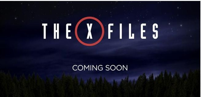 The X-Files Coming Soon Teaser Image Released