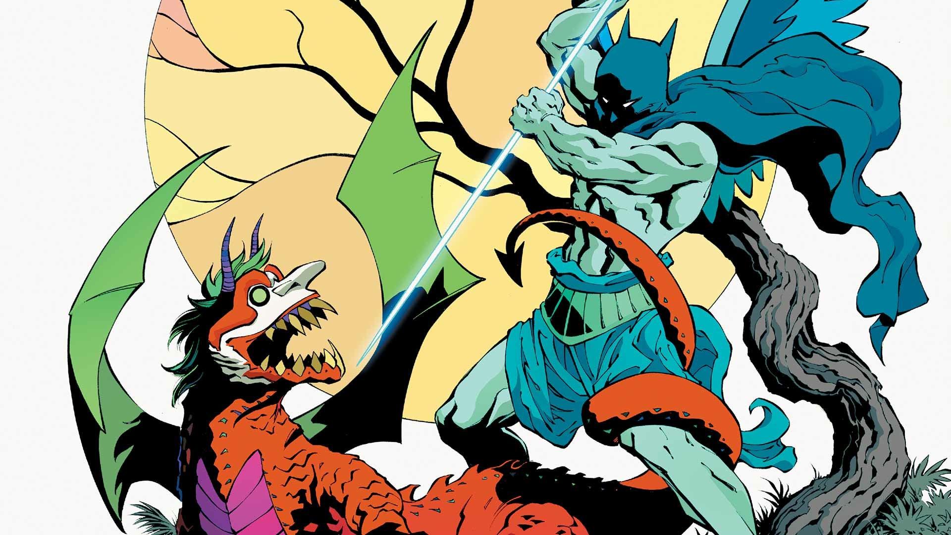 3 - Batman 40 Cover