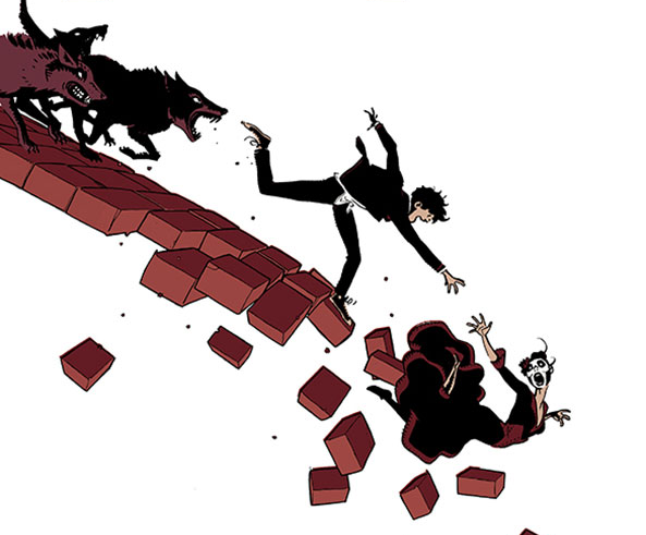 4 - Deadly Class - Wes Craig