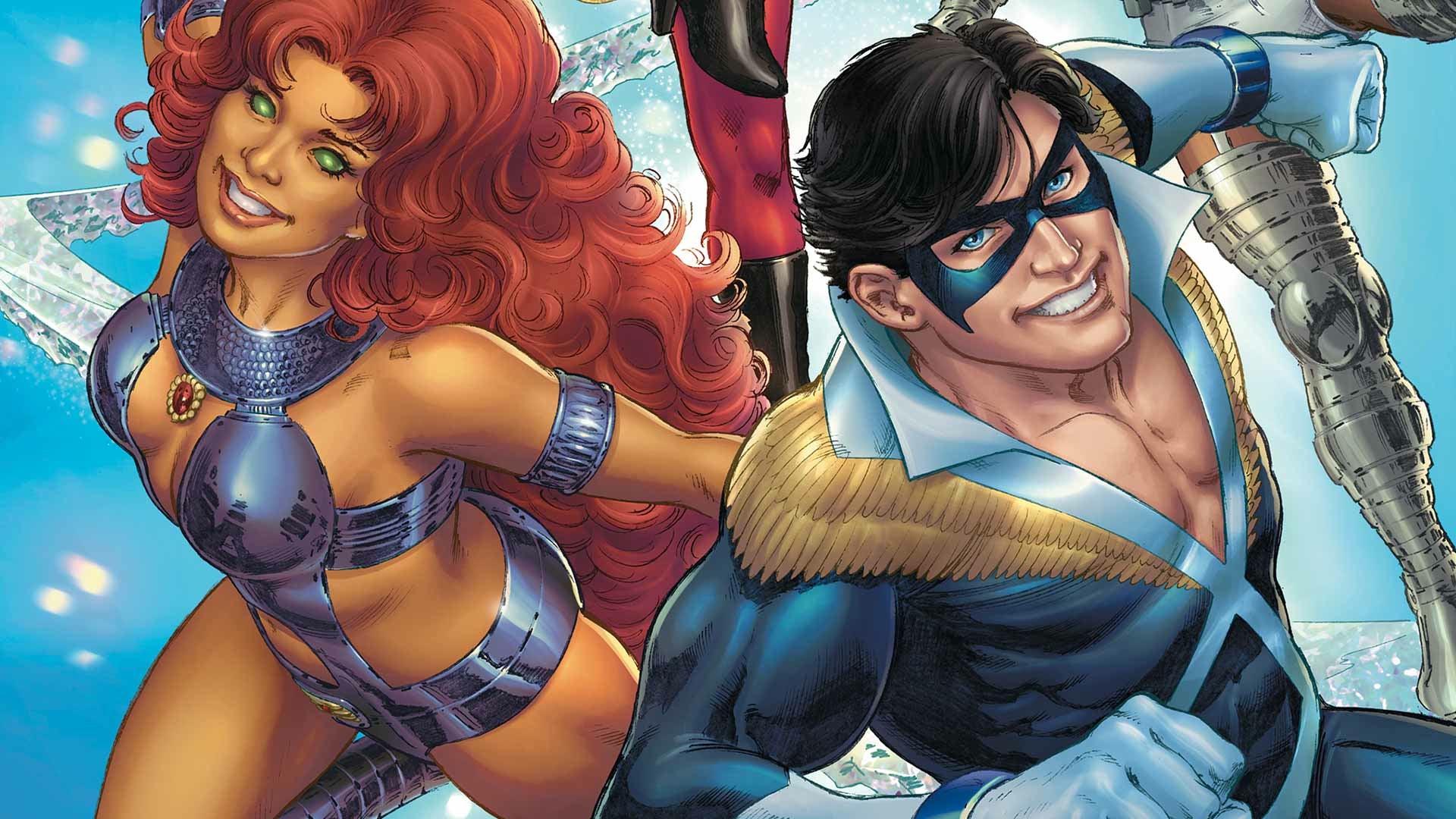 8 - Convergence - New Teen Titans