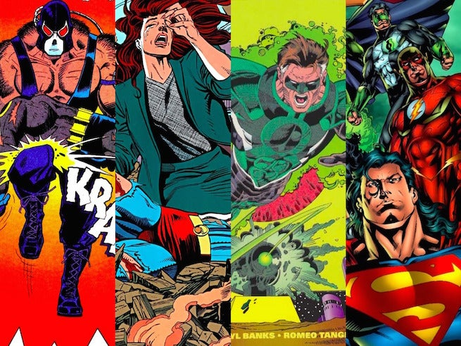 90s Convergence banner