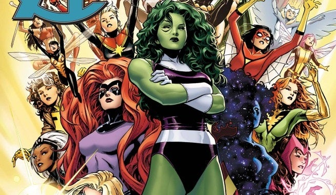 A-Force 1 Cover