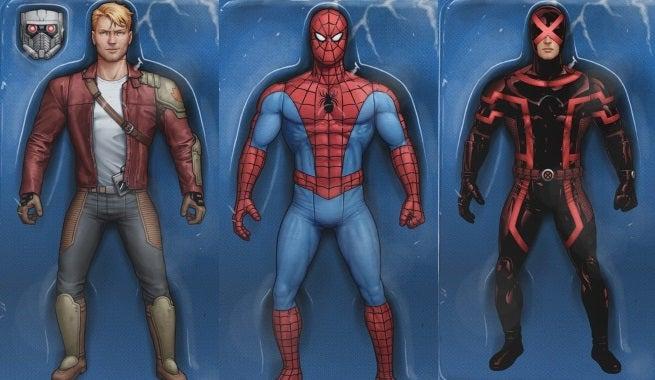 action figure variants