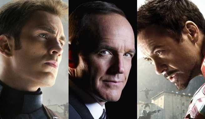 Agents of SHIELD captain america civil war