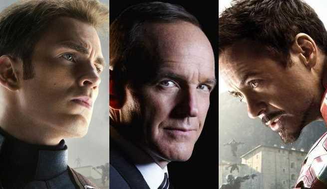 Agents of SHIELD captain america civil war