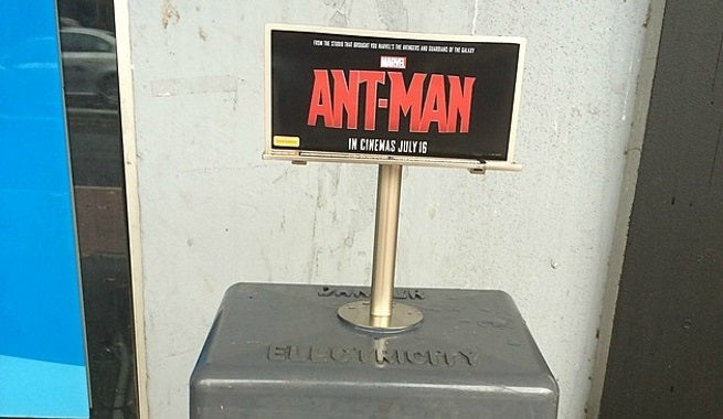 ant-man for ants