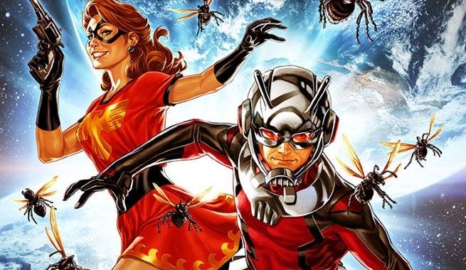 Ant-Man LastDays001 Cover top