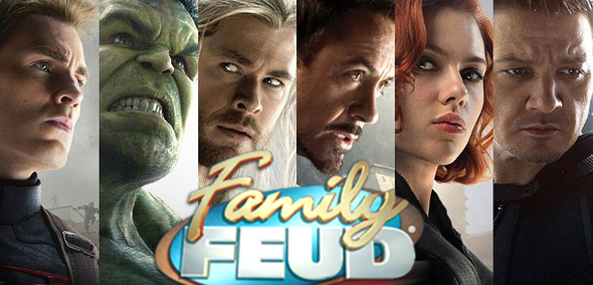 avengersfamilyfeud